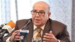 Réda Malek, un homme