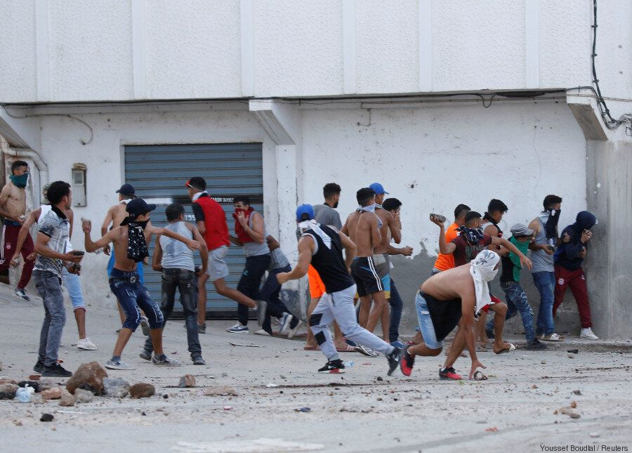 Al Hoceima: La marche du 20 juillet en
