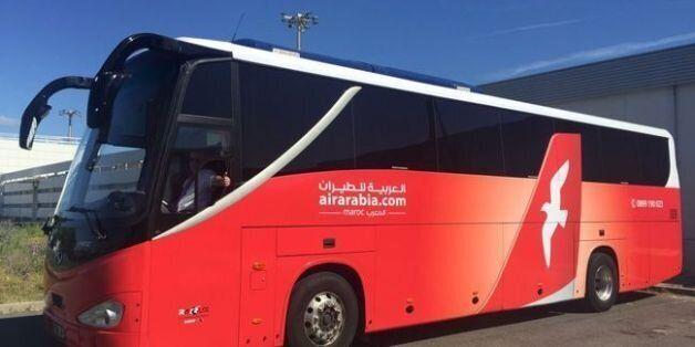 Air Arabia Maroc lance un bus-navette vers