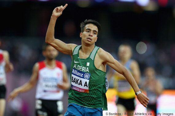 Mondiaux de Handisport: les frères Baka sur les 2 premières marches du podium au 1500