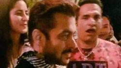 Fin de tournage pour Salman Khan et Katrina Kaif à