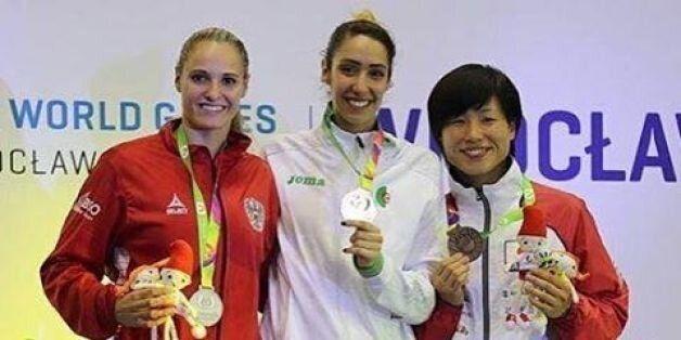 Karaté-Mondial 2017: Lamya Matoub décroche la médaille