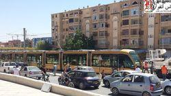 Mise en service du tramway de Sidi Bel