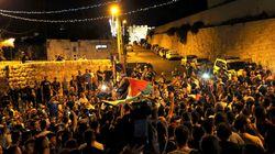 Esplanade des Mosquées: Les Palestiniens célèbrent le retrait de toutes les nouvelles mesures de