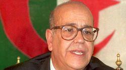Décès du porte-parole de la délégation du FLN à Evian et ancien chef du gouvernement, Réda