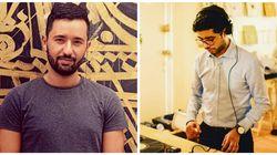 Ismail et Bassam, deux DJ marocains qui se sont fait un nom à