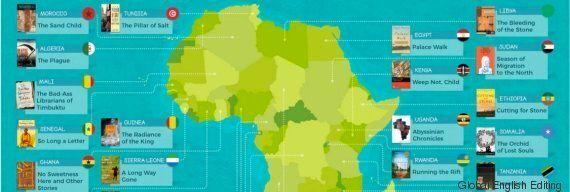 Découvrir des pays à travers des livres? Cette infographie a sélectionné pour vous les livres les plus...
