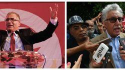 Combat de coqs et Don Quichotte: Hamma Hammami et Mohsen Marzouk réagissent à l'interview de Rached