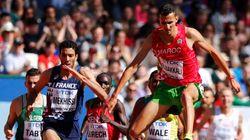 Mondiaux d'athlétisme: Soufiane Elbakkali en demi-finales du 3000m