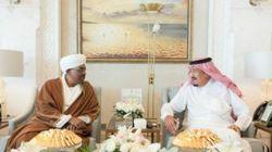 Rencontre entre le roi d'Arabie Saoudite et le président soudanais à