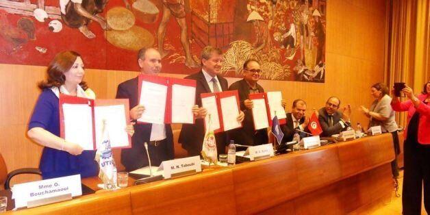 La Tunisie signe le mémorandum d'entente sur le travail décent de l'Organisation Internationale du