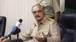 Pour le général libyen Khalifa Haftar, les terroristes en Libye viennent de Tunisie et sont en majorité des kamikazes