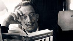 La moustache de Salvador Dali est