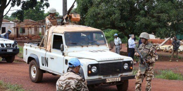 Le contingent marocain revenait d'un convoi