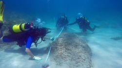 Une grande partie de Néapolis découverte sous les eaux du golfe de Hammamet