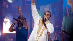 French Montana revient sur son enfance au Maroc à la télévision