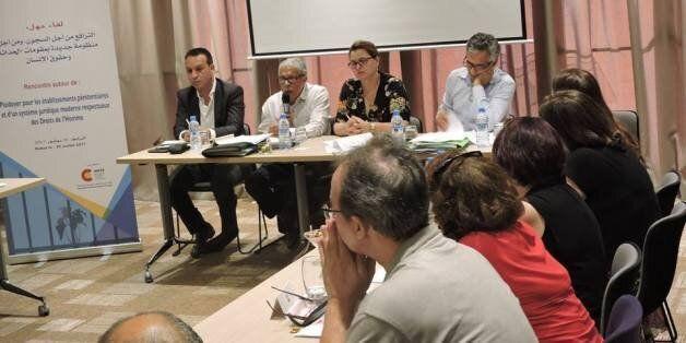 Réforme des prisons: l'OMP dénonce une crise qui défie les