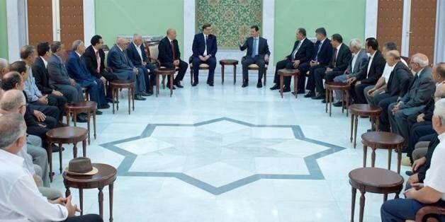 Une délégation de l'UGTT a rencontré Bachar Al Assad pour rétablir les relations entre la Tunisie et...
