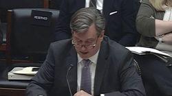 Le Sénat américain confirme la nomination de John Desrocher comme ambassadeur des Etats Unis en