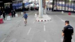 L'arme peu commune avec laquelle l'agresseur d'un policier à Melilla a été stoppé