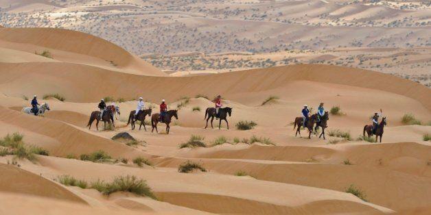 Après Gallops of Oman, Gallops of