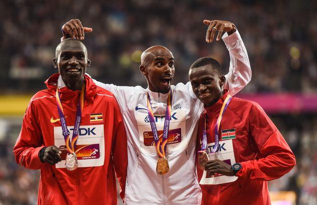 Mondiaux d'athlétisme 2017: Mo Farah conserve son titre au 10 000