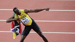 Usain Bolt rate sa sortie en finissant troisième du 100m aux Mondiaux d'athlétisme