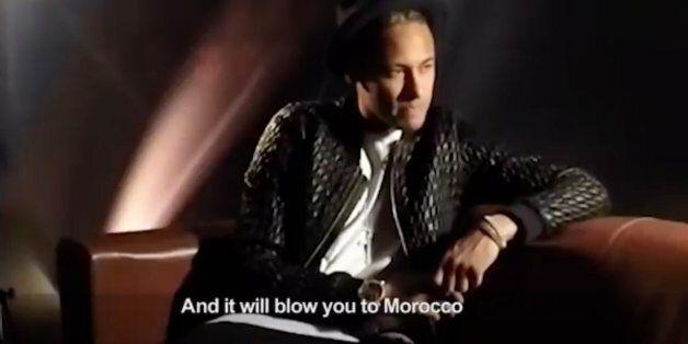 Neymar dans un arbre à chèvres au Maroc: le scénario complètement loufoque de l'AS