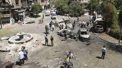 Syrie: au moins 18 morts dans l'attentat suicide de