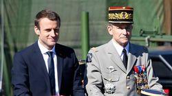 France: démission du chef d'état-major des armées, en conflit avec