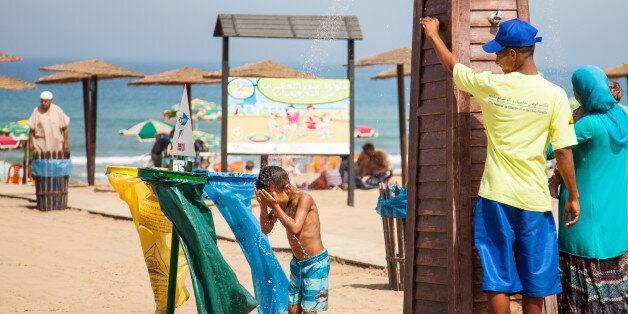 Les plages qui ont été labellisées Pavillon Bleu au