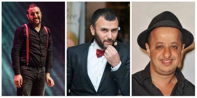 Eko, Lotfi Abdelli et Booder font partie du