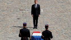 Simone Veil et son époux Antoine reposeront au Panthéon, annonce Emmanuel