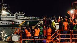 Migrants: la dangereuse route d'Espagne à nouveau