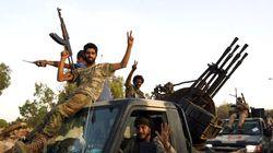 La libération de la ville de Benghazi