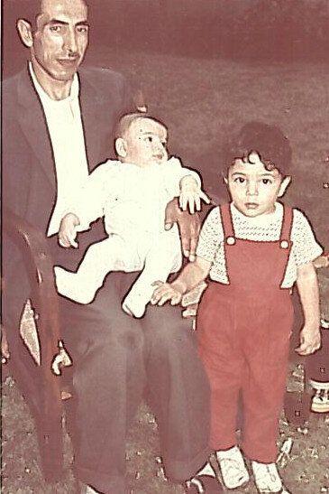 Mon père, en trois petits contes miraculeux de la