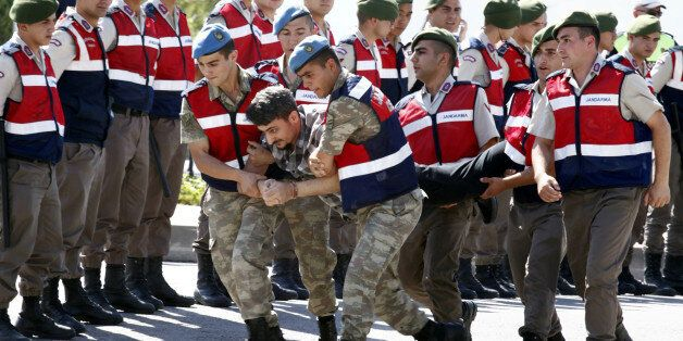 A soldier accused of attempting to assassinate Turkish President Tayyip Erdogan on the night of the failed...