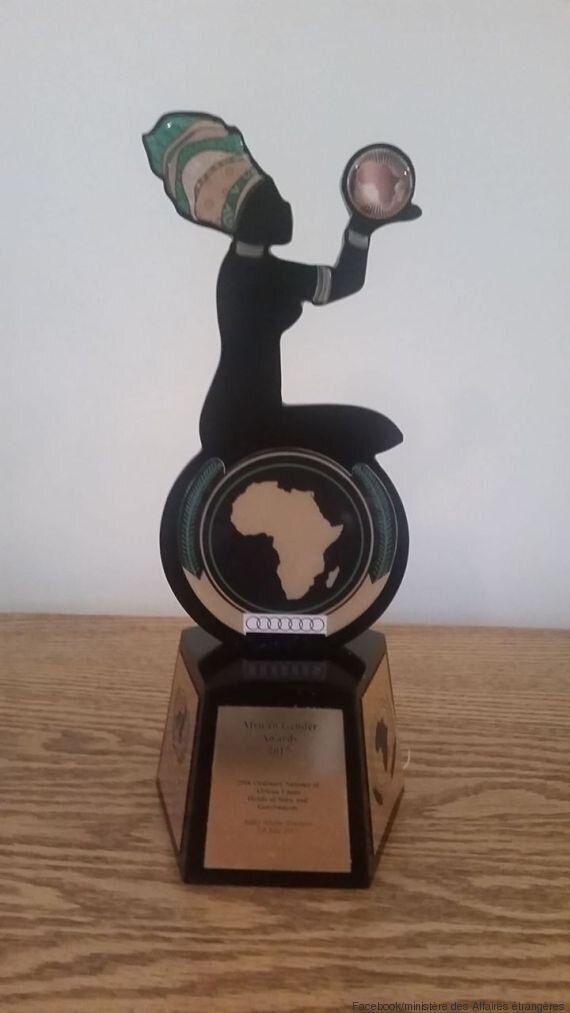 29eme sommet des Chefs d'État de l'Union Africaine: Le prix pour la promotion de la jeunesse décerné...