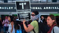 Etats-Unis: le décret migratoire de Trump entre en