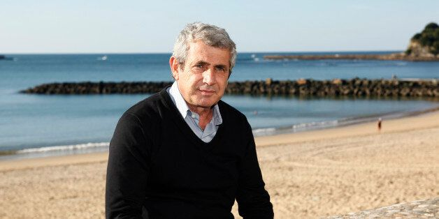 Michel Boujenah at the festival 'Jeunes Realisateurs' (Young Directors), held in Saint Jean de Luz. (Photo...