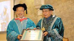 Rached Ghannouchi, Docteur honoris causa de l'Université Islamique de Malaisie (PHOTOS,