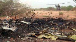 Crash du vol AH 5017 en 2014: mise en examen en France de la compagnie espagnole
