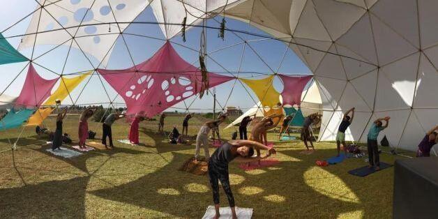 Fen El Mizane: Un festival dédié au développement personnel avec burgers bio et feux de