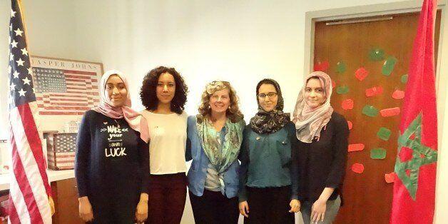 Quatre jeunes marocaines participent aux TechGirls program aux
