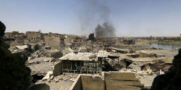 Le 10 juillet, le Premier ministre irakien a annoncé officiellement la victoire de l'armée irakienne...