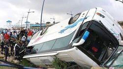 Errachidia: 5 morts et 21 blessés dans un accident de la