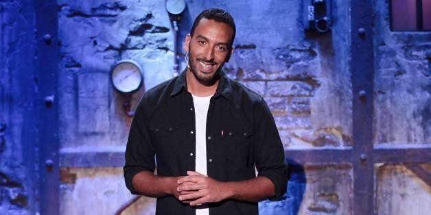 Farid Chamekh a fait la première partie du Gala Jamel et ses amis