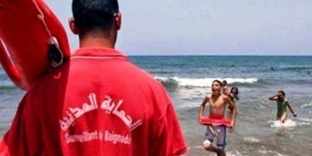Tlemcen: près de 200 surveillants de plages mobilisés par la Protection