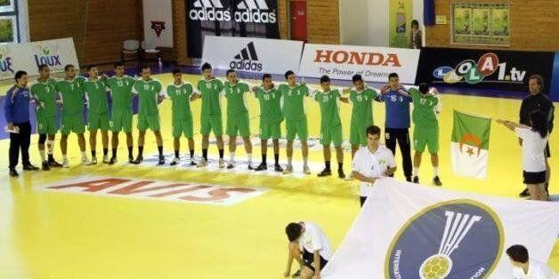 Coup d'envoi du championnat du monde de handball (U21) à