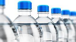 Une réserve de 80 millions de litres d'eau minérale conditionnée existe en cas de situation